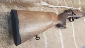 Steyr-Mannlicher Zephyr 22 WMR. Golyós Vadászpuska