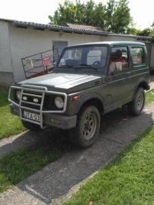 Suzuki SJ Samurai SJ 413