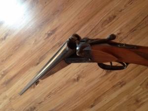 Lőfegyver Egylüvetű hosszú sima cső Központi gyártású
