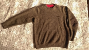 Deerhunter 50-es nadrág és L-es gyapjú pulóver