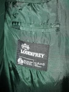 Lodenfrey tiroli vadász zakó