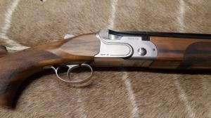 Beretta DT 11, DT11 12/70 Sörétes Sport,Vadászpuska váltócsővel