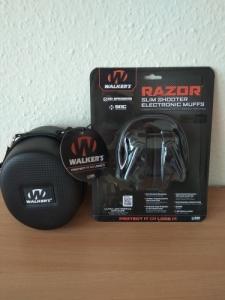 Walkers elektronikus fülvédő