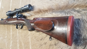 Diana Mauser 7x64 Golyós Vadászpuska