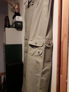 Vadász dzseki és nadrág
