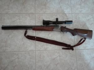Merkel M210 Vegyescsövű