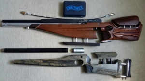 Walther LG 300 Dominator