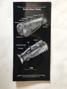 Hőkamera Guide IR 510P