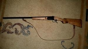 Izs 18 M-M 12/76 sörétes fegyver