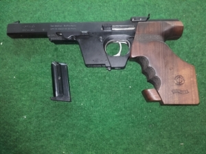 Walther Gsp .22
