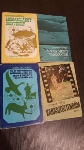 Gyimesi György vadászkönyvek