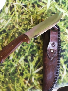 Egyedi zsigerelő kés!
