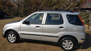 Suzuki Ignis 4x4 1,5 benzi+gáz