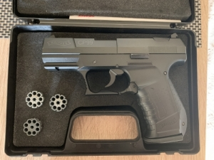 Walther CP99 CO2 légpisztoly