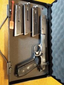 Mcm sport pisztoly
