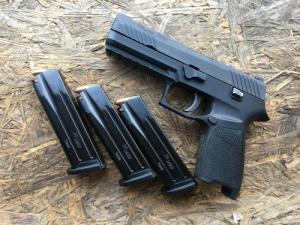 Sig Sauer P320 9x19mm