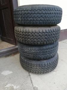 Bridgestone gumi+felni