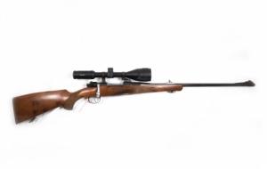 Custom Mauser M 98 243 Win