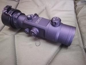 DIPOL TFA1200 hőkamera előtét