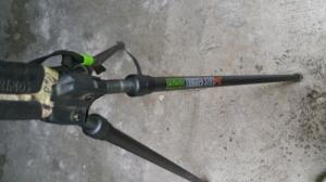 Primos 3 lábú lőbot Jim shockey tigger