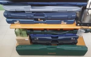 Sörétes és Golyós műanyag GYÁRI kofferek széles választékban