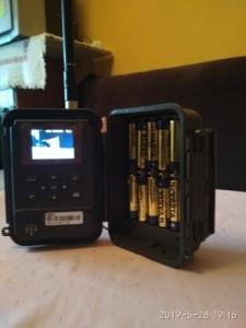 Wireles Infrared Scouting Camera UM595-2G