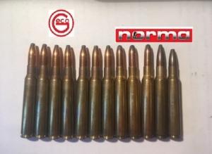 7x64 lőszer eladó!