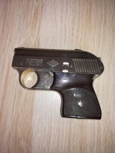 Brevettata Mondial mod 1900 Cal. 22 Riasztó pisztoly