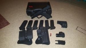 HK USP Standard 9mm Luger