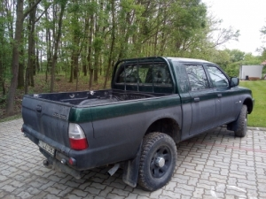 L 200 DK 2.5 TD GLS 4WD