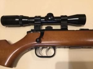 KRICO  22 WMR kiskaliberű golyós fegyver
