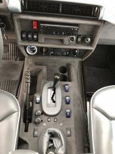 Mercedes-Benz G 290 (rövid) - újjáépített terepjáró, csak 18.000 km!