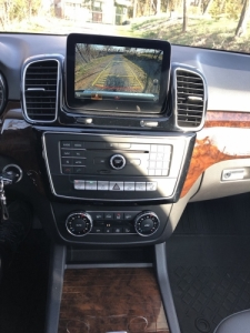 Mercedes-Benz GLE 400 (333 LE benzines V6, 9 sebességes automata)