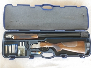 Beretta M 686 Silver Pig. I.