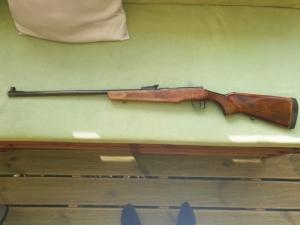 Keserű Sniper TOZ 8