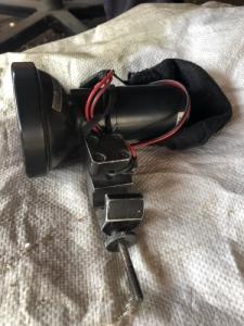 Kacsa lámpa puskacsőre szerelhető