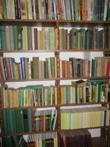 Vadászkönyveket, könyvtárat, vásárolnék
