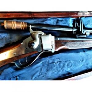 1874 Sharps Creedmore
