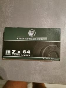 7X64 RWS ID CLASSIC 10,5g/162gr.