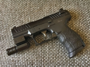 Walther P22Q rugós airsoft pisztoly