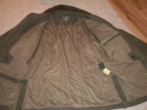 Deerhunter téli kabát