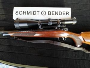 Schmidt Bender 8x56