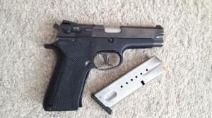 Smith and Wesson M 5904, Marlin M9