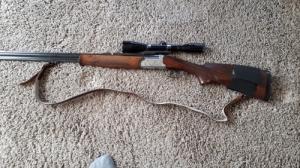 vegyescsövü fegyver