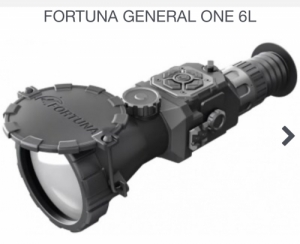 FORTUNA General One 6L