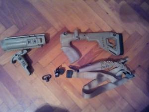 Remington  M870 Műanyag tus