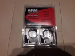 Warne 30 mm gyűrű oldható