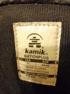 Kamik Nation Plus lesbakancs
