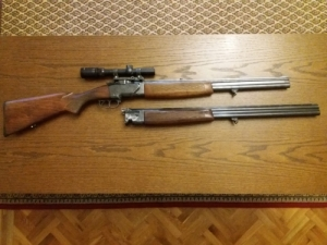 ZH 308 vegyescsövű puska