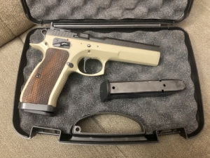 Cz 75 Tactical Sport 9mm luger